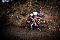 CX World Champion Ceylin del Carmen Alvarado (NED/Alpecin-Fenix) up the infamous Koppenberg<br /> <br /> Koppenbergcross 2020 (BEL)<br /> women's race<br /> <br /> ©kramon