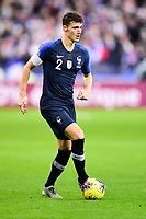 Benjamin Pavard (Fra) <br /> Paris 20191114 Stade De France  <br /> Football France - Moldavia <br /> Qualification Euro 2020 <br /> Foto JB Autissier / Panoramic/Insidefoto <br /> ITALY ONLY