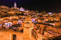 Europe,Italy,Basilicata, Matera, capital of Culture, World Heritage Site,