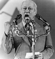 Rene Levesque, referendum<br /> <br /> Photo : Boris Spremo - Toronto Star archives - AQP