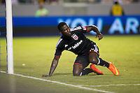 Carson, California - Wednesday Aug. 27, 2014: The LA Galaxy defeated D.C. United 4-1 in a Major League Soccer (MLS) match at StubHub Center stadium.