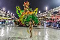 Rio de Janeiro (RJ), 22/02/2020 CARNAVAL - RJ - DESFILE - Desfile da escola de samba Imperio da Tijuca, da serie A do Carnaval , neste sabado (22), no sambodromo, no centro do Rio de Janeiro (RJ). (Foto: Ellan Lustosa/Codigo 19/Codigo 19)