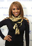 Deborah Cox during North American Premiere presentation of 'The Bodyguard' at The New 42nd Street Studios on November 10, 2016 in New York City.
