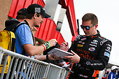 2017 NASCAR Xfinity Series<br /> Service King 300<br /> Auto Club Speedway, Fontana, CA USA<br /> Saturday 25 March 2017<br /> Matt Tifft, Surface Sunscreen / Tunity / Braingear Toyota Camry with fans<br /> World Copyright: Barry Cantrell/LAT Images<br /> ref: Digital Image 17FON1bc1422
