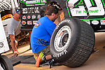 May 22, 2014; 4:20:49 PM; Wheatland, Mo., USA; The  Lucas Oil Late Model Dirt Series running the 22nd Annual Lucas Oil Show-Me 100 Presented by ProtectTheHarvest.com.  Mandatory Credit: (thesportswire.net)