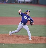 Kendall Williams - Los Angeles Dodgers 2021 spring training (Bill Mitchell)