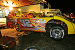 Feb 11, 2011; 8:22:26 PM; Gibsonton, FL., USA; The Lucas Oil Dirt Late Model Racing Series running The 35th annual Dart WinterNationals at East Bay Raceway Park.  Mandatory Credit: (thesportswire.net)