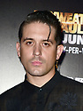 MIAMI GARDENS, FL - JUNE 06: TGerald Earl 'G-Eazy' Gillum  attends Floyd Mayweather vs Logan Paul pre-fight VIP party at Hardrock stadium North Sildeline Club on June 6, 2021 in Miami Gardens, Florida.  ( Photo by Johnny Louis / jlnphotography.com )