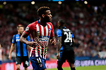 Atletico de Madrid's Thomas Lemar during UEFA Champions League match between Atletico de Madrid and Club Brugge at Wanda Metropolitano Stadium in Madrid, Spain. October 03, 2018. (ALTERPHOTOS/A. Perez Meca)