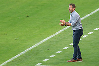 CARSON, CA - JUNE 19: Los Angeles Galaxy manager Greg Vanney during a game between Seattle Sounders FC and Los Angeles Galaxy at Dignity Health Sports Park on June 19, 2021 in Carson, California.