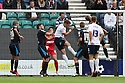 Scott Laird of Preston scores their second goal<br />  - Preston North End v Stevenage - Sky Bet League One - Deepdale, Preston - 14th September 2013. <br /> © Kevin Coleman 2013
