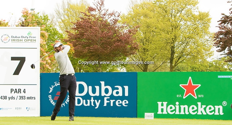 Joost LUITEN (NED)  during the Pro-Am ahead of the 2016 Dubai Duty Free Irish Open hosted by The Rory Foundation and played at The K-Club, Straffan, Ireland. Picture Stuart Adams, www.golftourimages.com: 19/05/2016