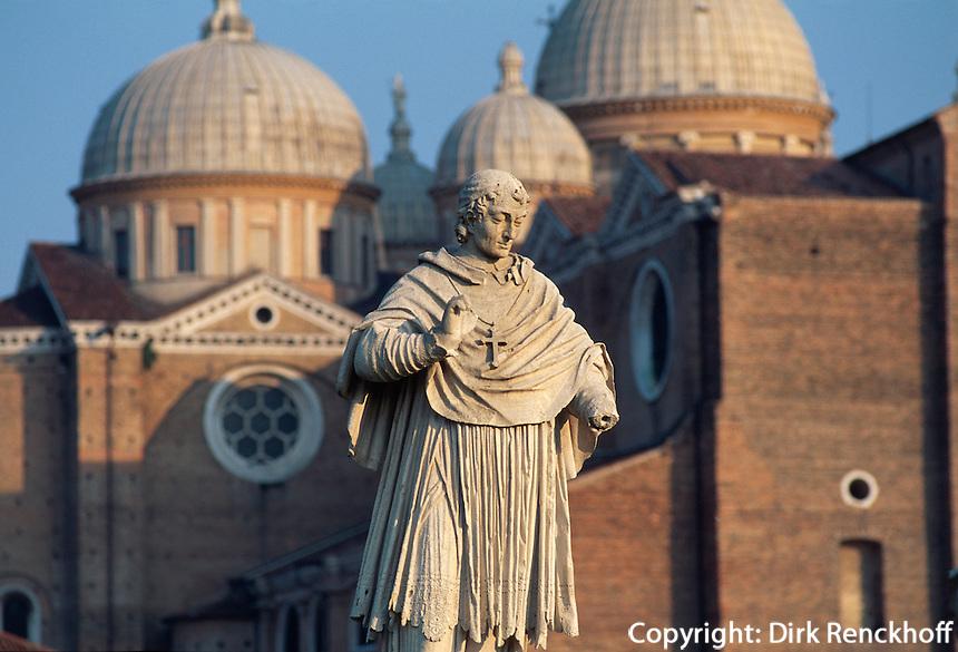 Santa Giustina an Prato della Valle, Padua, Venetien-Friaul, Italien
