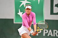 8th October 2020, Roland Garros, Paris, France; French Open tennis, Roland Garros 2020;  Alexandra Vecic - Ger