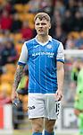 St Johnstone FC Season 2017-18<br />Jason Kerr<br />Picture by Graeme Hart.<br />Copyright Perthshire Picture Agency<br />Tel: 01738 623350  Mobile: 07990 594431