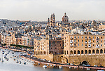 Medieval town and Port of Valletta, Malta