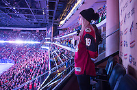 USWNT Phoenix Coyotes Appearance, December 11, 2015