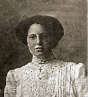 BNPS.co.uk (01202 558833)<br /> Pic: H.Aldridge&Sons/BNPS<br /> <br /> Pictured: Marion Wright <br /> Part of the sale was a harrowing letter from a survivor of the Titanic disaster who described hearing the cries from the crowds of people as they went down with the ship has come to light. The five page eye-witness account was penned by Marion Wright to her father in England two days after the tragedy in April 1912 - this letter sold for £12,500<br /> <br /> Relics salvaged from the sunken ship that rescued the Titanic survivors have sold at auction for £135,000.<br /> <br /> The rare items included the engine room order telegraph the captain of the Carpathia used after he received the SOS from Titanic.<br /> <br /> He moved the handle to 'Full Steam Ahead', instructing staff in the engine room to rapidly increase speed