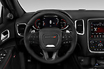 Car pictures of steering wheel view of a 2019 Dodge Durango R/T RWD 5 Door SUV