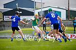 Daniel Collins, Kilmoyley, during the County Senior hurling Final between Kilmoyley and Saint Brendan's at Austin Stack park on Sunday.