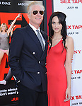 Matthew Modine and Ruby Wylder attends The L.A. Premiere of Sex Tape held at The Regency Village Theatre  in Westwood, California on July 10,2014                                                                               © 2014 Hollywood Press Agency