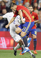 Spain's Nolito during international friendly match. November 13,2015.(ALTERPHOTOS/Acero)