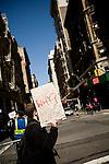 Anti war protest, April 29, 2006
