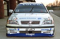 1997 British Touring Car Championship media day. #3 Rickard Rydell (S). Volvo S40 Racing. Volvo S40.