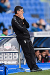 Coach Jose Luis Mendilibar of SD Eibar during the La Liga 2017-18 match between Getafe CF and SD Eibar at Coliseum Alfonso Perez Stadium on 09 December 2017 in Getafe, Spain. Photo by Diego Souto / Power Sport Images