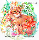 Marie, REALISTIC ANIMALS, REALISTISCHE TIERE, ANIMALES REALISTICOS, paintings+++++,USJO106,#A# ,Joan Marie cat
