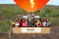20151221 21 December Hot Air Balloon Cairns
