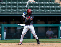 STANFORD, CA - JUNE 4: Brett Barrera during a game between North Dakota State and Stanford Baseball at Sunken Diamond on June 4, 2021 in Stanford, California.