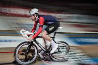 Sir Bradley Wiggins (GBR/Wiggins) speeding<br /> <br /> Ciao Fabian<br /> <br /> Farewell event in 't Kuipke in Gent/Belgium for Fabian Cancellara after retiring for pro racing (november 2016)