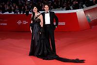 Isabelle Adriani and Vittorio Palazzi <br /> Roma 28/10/2017.  Auditorium parco della Musica. Festa del Cinema di Roma 2017.<br /> Rome October 28th 2017. Rome Film Fest 2017<br /> Foto Samantha Zucchi Insidefoto