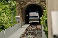 Standseilbahn zur Hungerburg - Innsbruck 03.06.2021: Alpenzoo