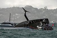 2021 Prada Cup Sailing RR2 Jan 17th