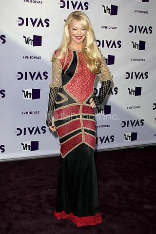 LOS ANGELES, CA - DECEMBER 16: Charlotte Ross at VH1 Divas 2012 at The Shrine Auditorium on December 16, 2012 in Los Angeles, California. Credit: mpi21/MediaPunch Inc.
