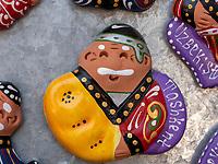 Souvenirs in Taschkent, Usbekistan, Asien<br /> souvenirs in Tashkent, Uzbekistan, Asia