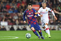 Lionel Messi, Salva Sevilla<br /> 07/12/2019 <br /> Barcelona - Maiorca<br /> Calcio La Liga 2019/2020 <br /> Photo Paco Largo Panoramic/insidefoto <br /> ITALY ONLY