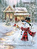 Dona Gelsinger, CHRISTMAS SANTA, SNOWMAN, WEIHNACHTSMÄNNER, SCHNEEMÄNNER, PAPÁ NOEL, MUÑECOS DE NIEVE, paintings+++++,USGE2011,#x#