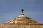 Armenian Orthodox St. James Cathedral in Jerusalem