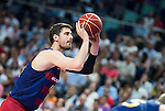 Barcelona's player Tomic during Liga Endesa 2015/2016 Finals 3rd leg match at Barclaycard Center in Madrid. June 20, 2016. (ALTERPHOTOS/BorjaB.Hojas)