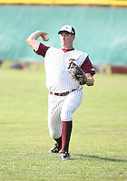 July 28th 2007:  Luke Burnett during the Cape Cod League All-Star Game at Spillane Field in Wareham, MA.  Photo by Mike Janes/Four Seam Images
