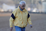 D. Wayne Lukas before the running of the Smarty Jones stakes. Jan.21, 2013 - Hot Springs, Arkansas, U.S -   (Credit Image: © Justin Manning/Eclipse/ZUMAPRESS.com)