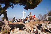 via Crucis at Krizevac