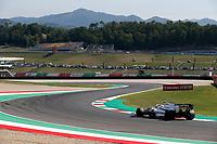 11th September 2020; Mugello race track, Scarperia e San Piero, Tuscany, Italy ; Formula 1 Grand Prix of Tuscany, Free practise; 6 Nicholas Latifi CAN, Williams Racing