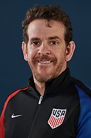 Chicago, IL - Friday, December 15, 2017: 2017 US Soccer Staff Headshots at the U.S. Soccer House.