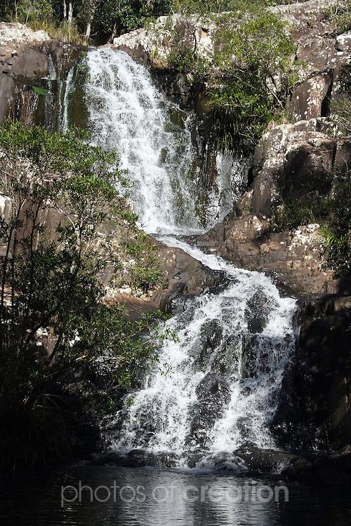 Gypsy Falls, Cataract Creek, Lorne NSW