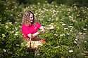 12/07/18<br /> <br /> Nikki Bull picks flowers for Belvoir Fruit Farms at Britain's only elderflower plantation near Branston, Leicestershire. Thanks to this year's warm weather, pickers, who are paid by the weight of the tiny flowers they harvest for the drinks maker, are expected to gather a record-breaking 60 tons of elderflower.<br /> <br /> All Rights Reserved F Stop Press Ltd. +44 (0)1335 344240 +44 (0)7765 242650  www.fstoppress.com