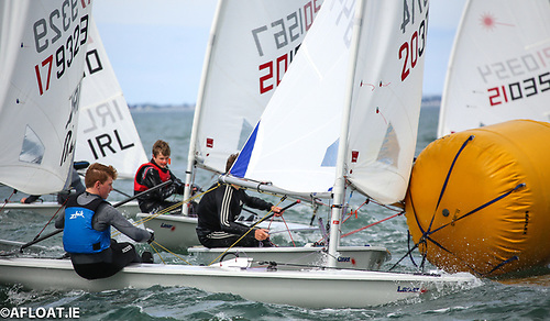 While the Laser one-design dinghy is officially 50 this year, in Ireland the fleet has probably never been stronger.